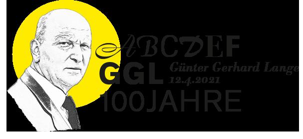 Günter Gerhard Lange — GGL